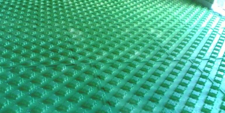 material aislante para caleffacion radiante