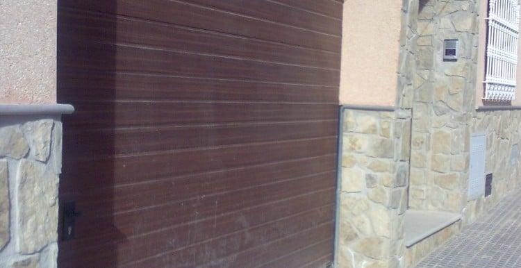 puerta automatica garage