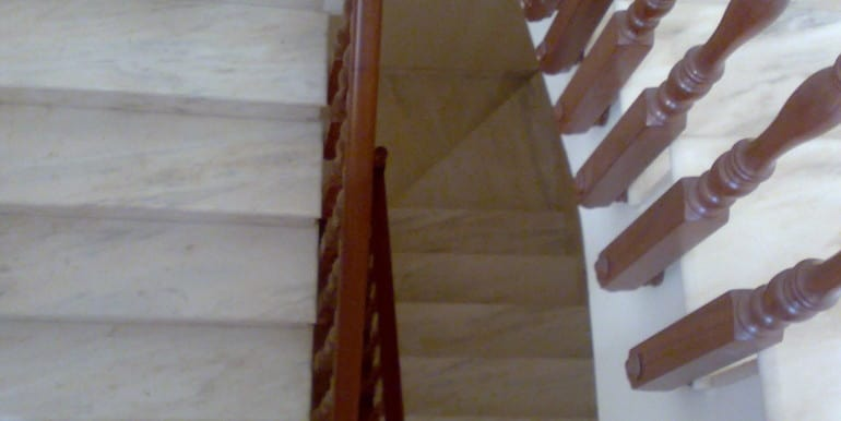 tramo de escalera 1